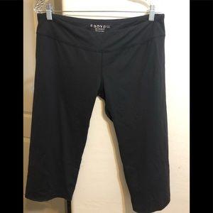 Soybu Lotus Fit Capri Yoga Pants
